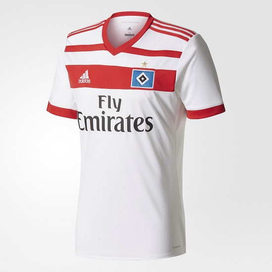HSV home jersey 2017/18-M