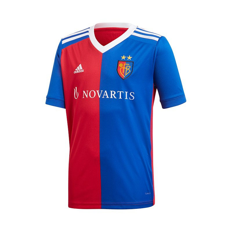 Image of   Basel home jersey 2018/19-M