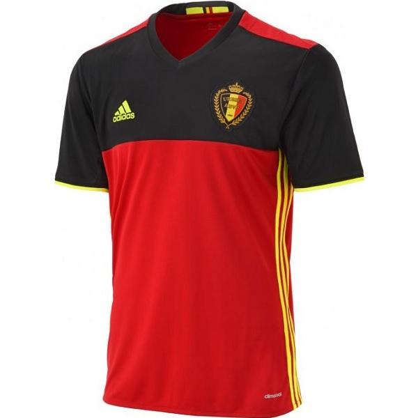 Image of   Belgium home jersey EURO 2016-L