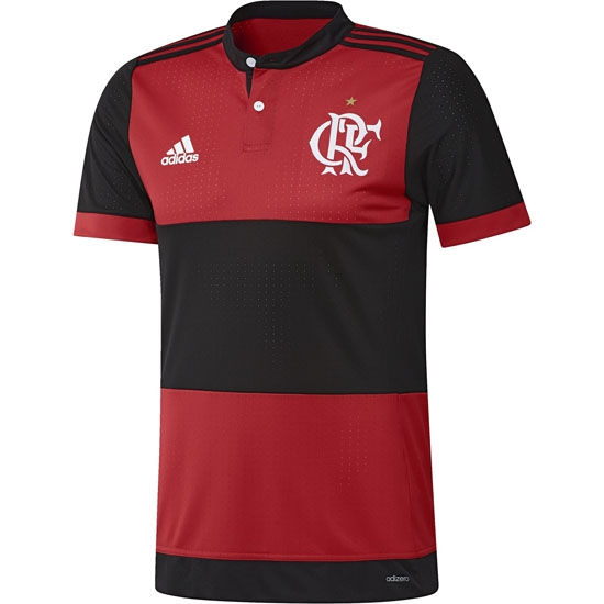 Flamengo home jersey 2017/18-M