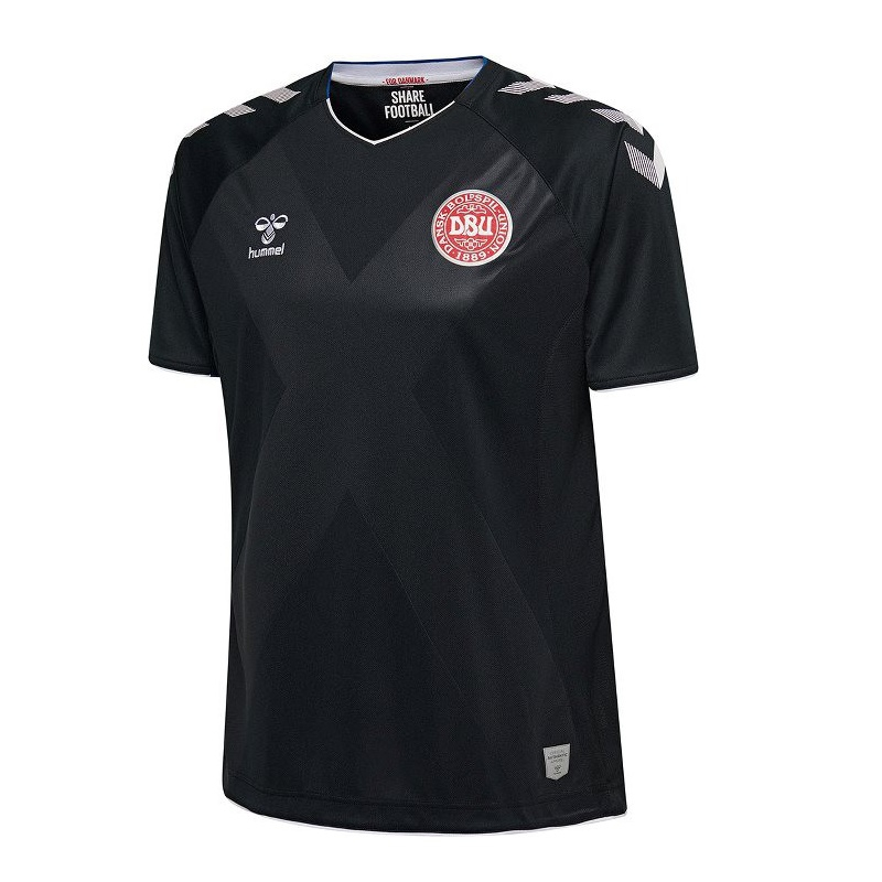 Image of   Denmark goalie jersey World Cup 2018 - black-M