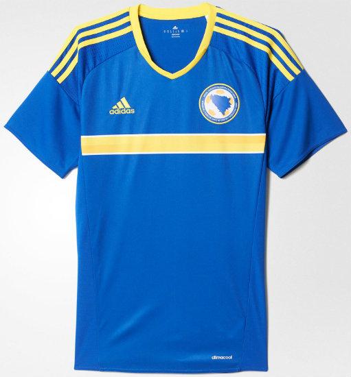 Image of   Bosnia home jersey EURO 2016-XXL