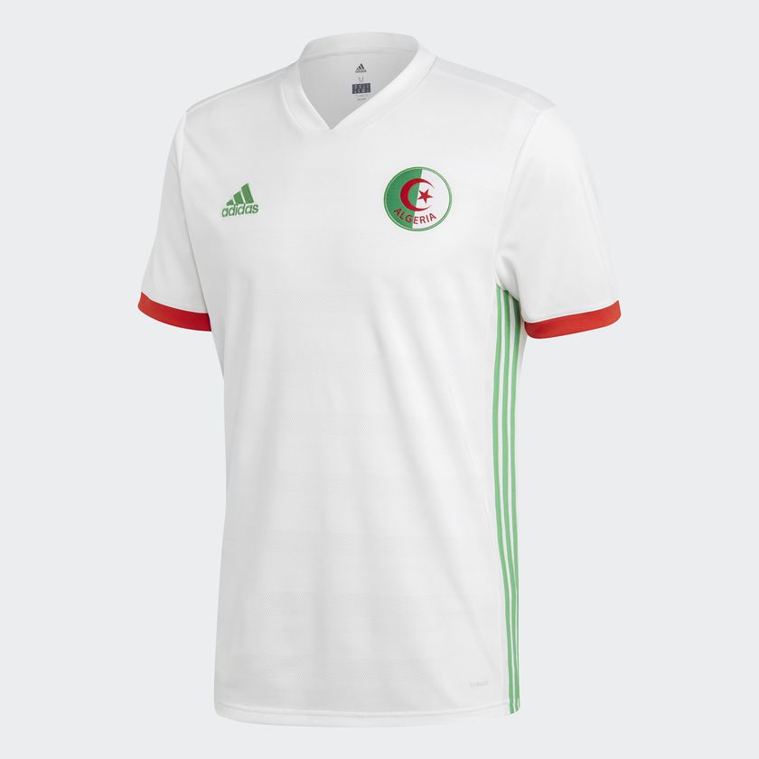 Image of   Algeria home jersey 2017/19-L
