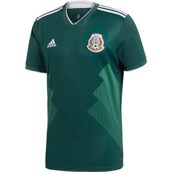 Mexico home jersey World Cup 2018-L