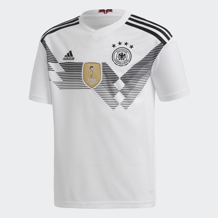 Germany home jersey World Cup 2018-140