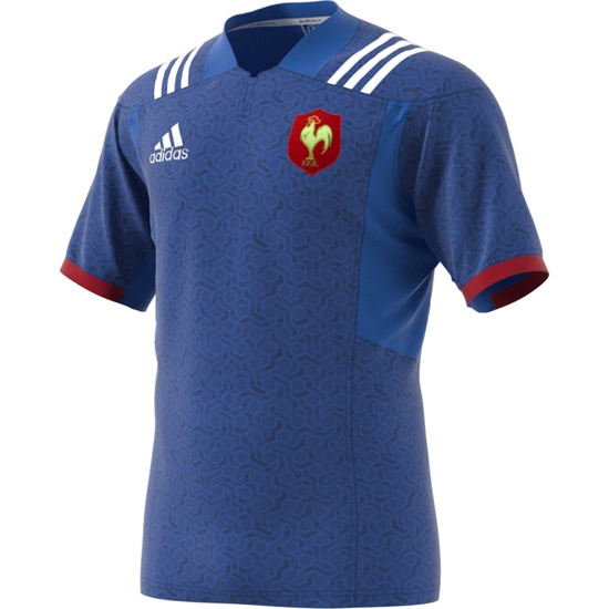 Image of France rugby home jersey 2018-S