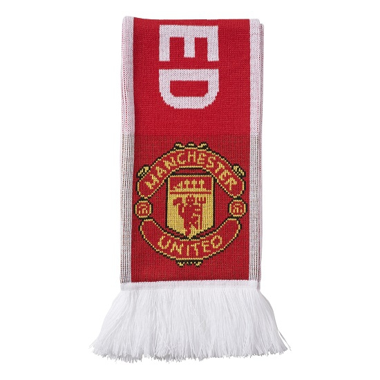 Image of   Manchester United scarf 2017/18-one-size