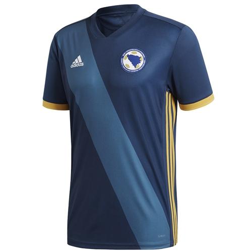 Image of   Bosnia home jersey 2017/19-M