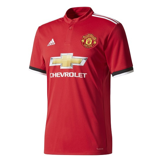 Image of   Manchester United home jersey 2017/18-4XL
