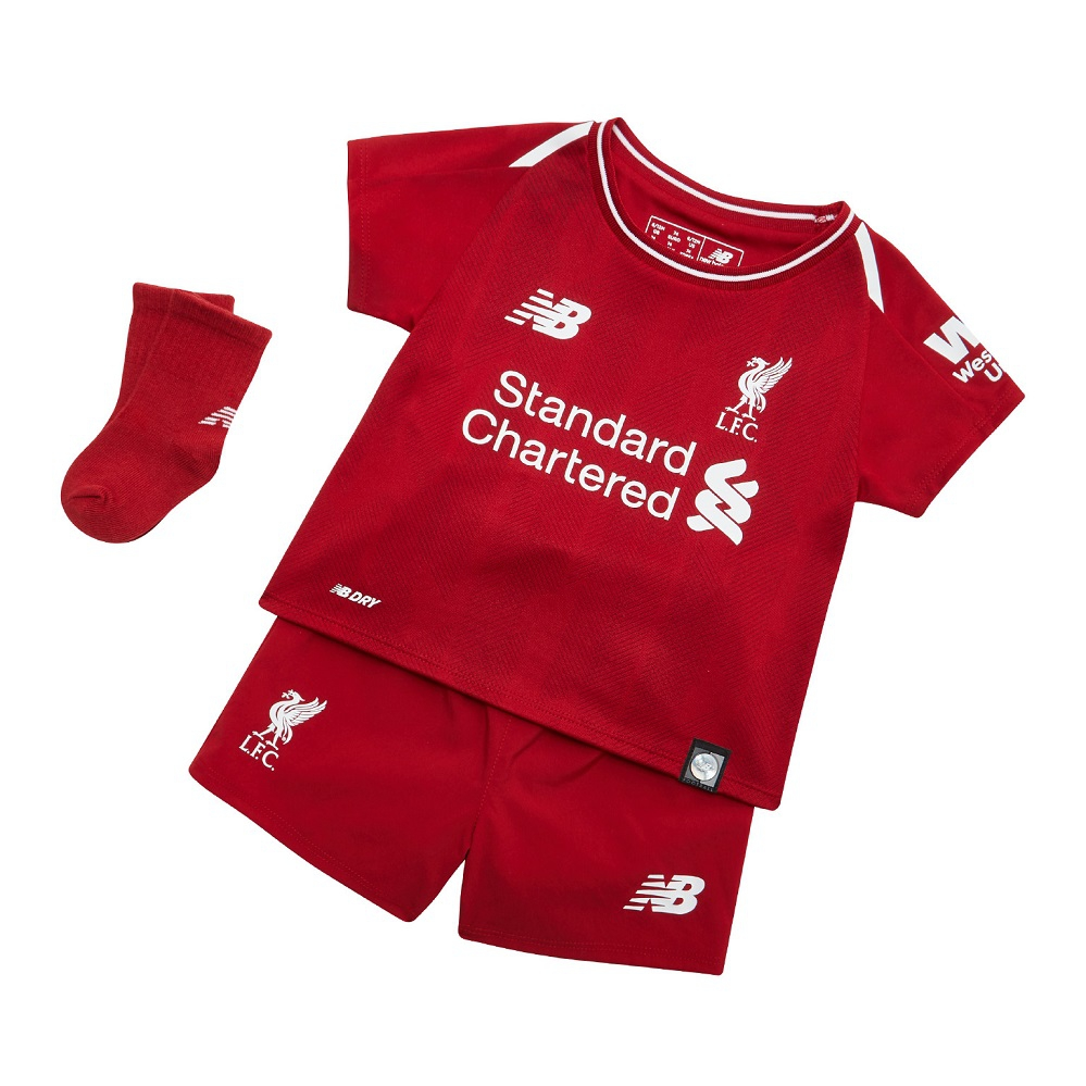 Liverpool home kit 2018/19 - baby-3-6