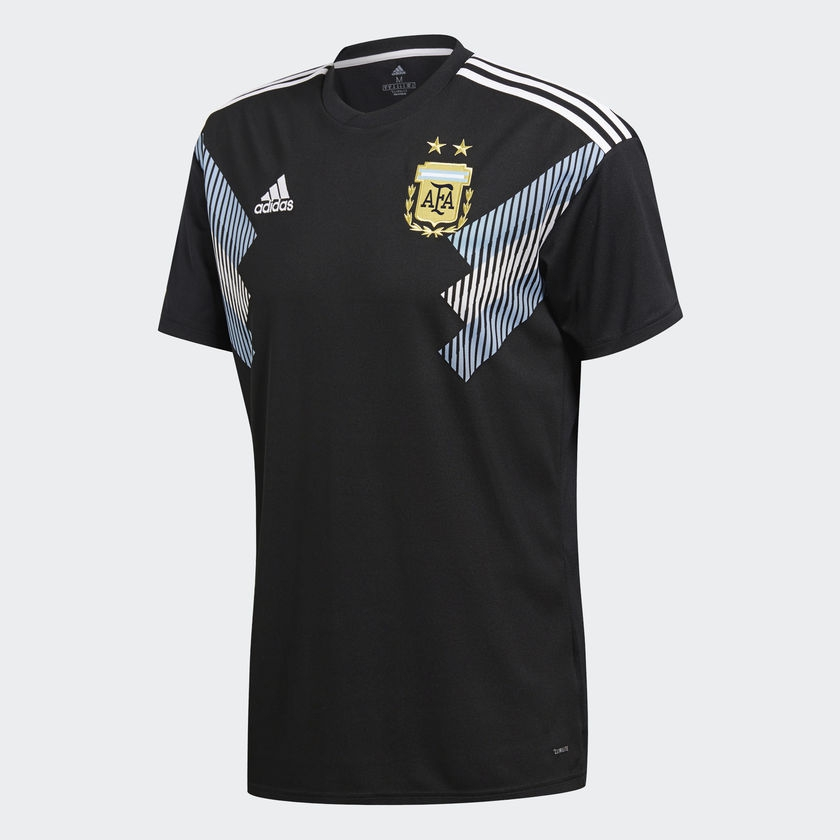 Image of Argentina away jersey 2018 - mens-S