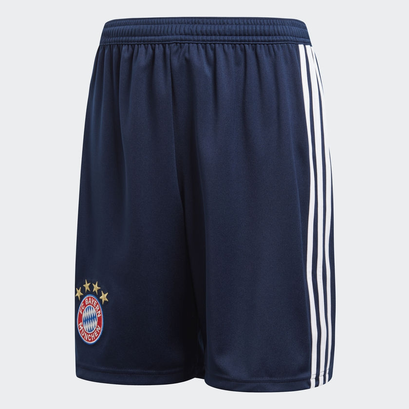 Image of   FC Bayern München home shorts 2018/19 - youth-128
