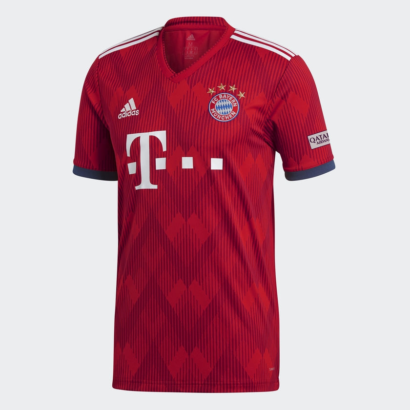 Image of   FC Bayern München home jersey 2018/19-S