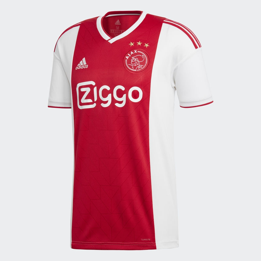 Image of   Ajax home jersey 2018/19-L