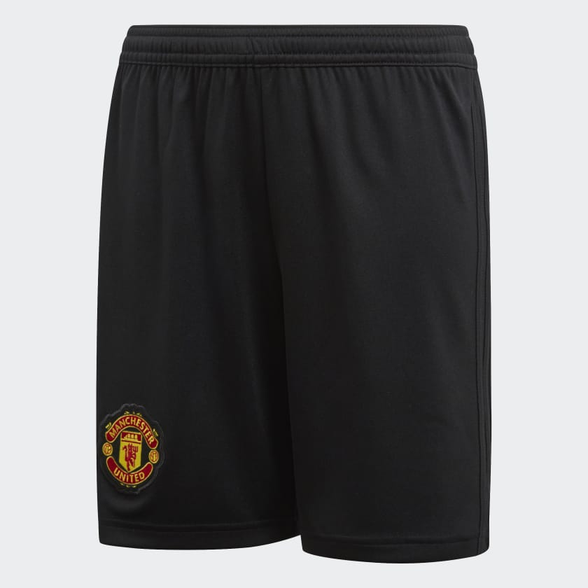 Image of   Manchester United home shorts 2018/19 - youth-164