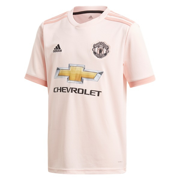 Image of Manchester United away jersey 2018/19 - youth-128