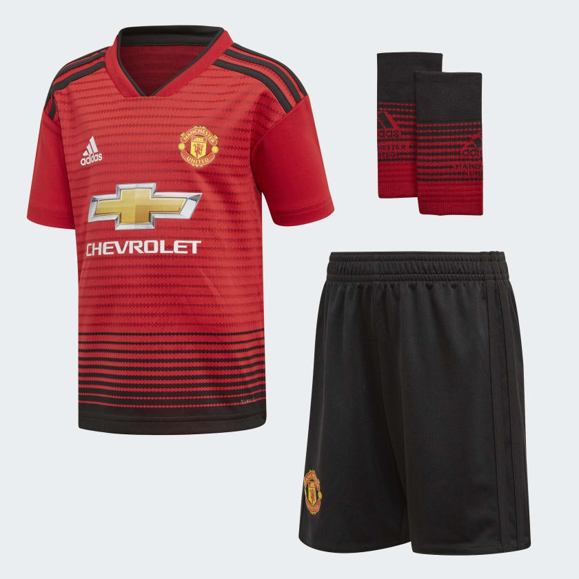 Image of   Manchester United home mini kit 2018/19 - little boys-104