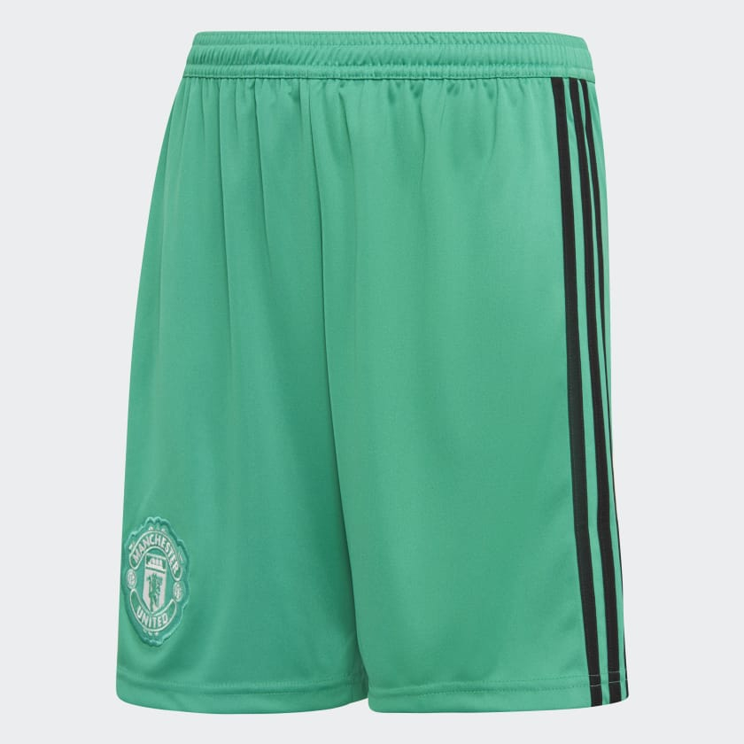 Image of   Manchester United goalie shorts 2018/19 - youth-140