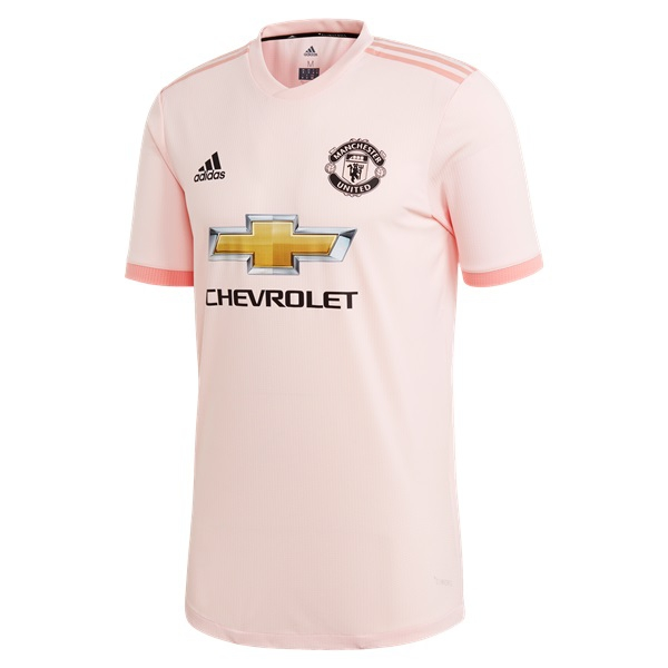 Image of   Manchester United away jersey authentic 2018/19-M