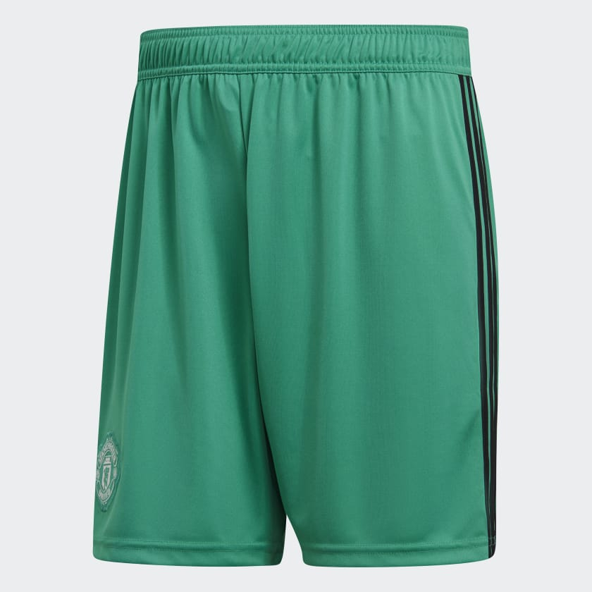 Image of   Manchester United goalie shorts 2018/19 - mens-S