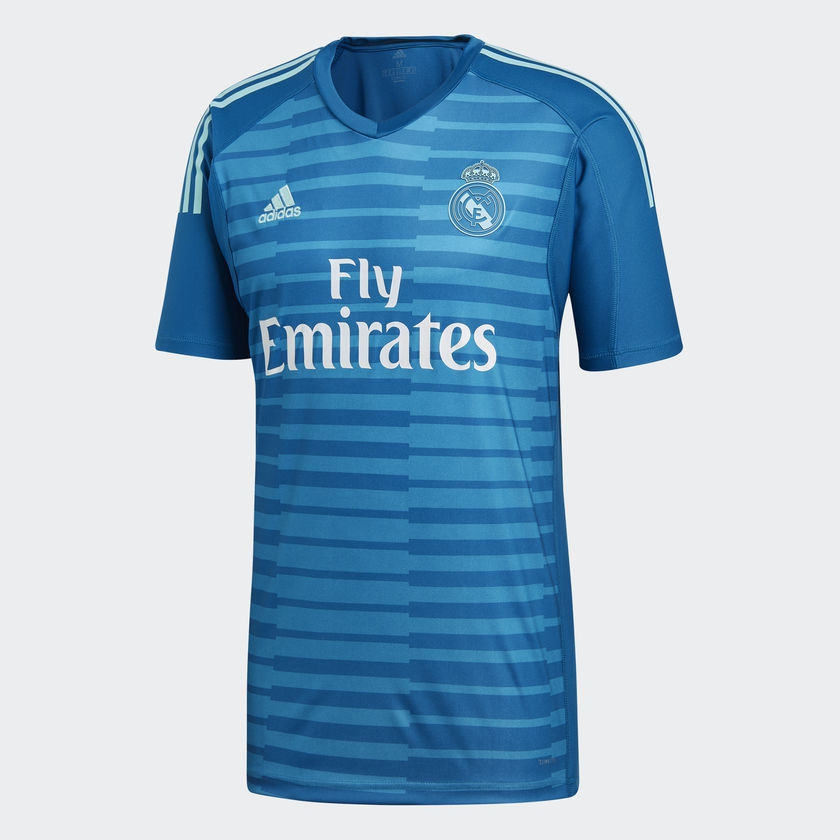 Image of   Real Madrid goal keeper away jersey 2018/19-L