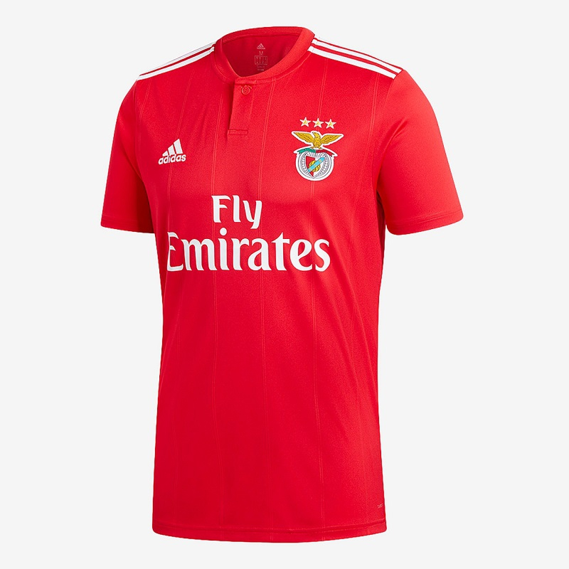 Image of   Benfica home jersey 2018/19-L