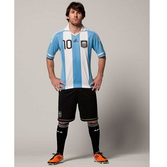 Image of   Argentina home jersey youth 2011/13-176