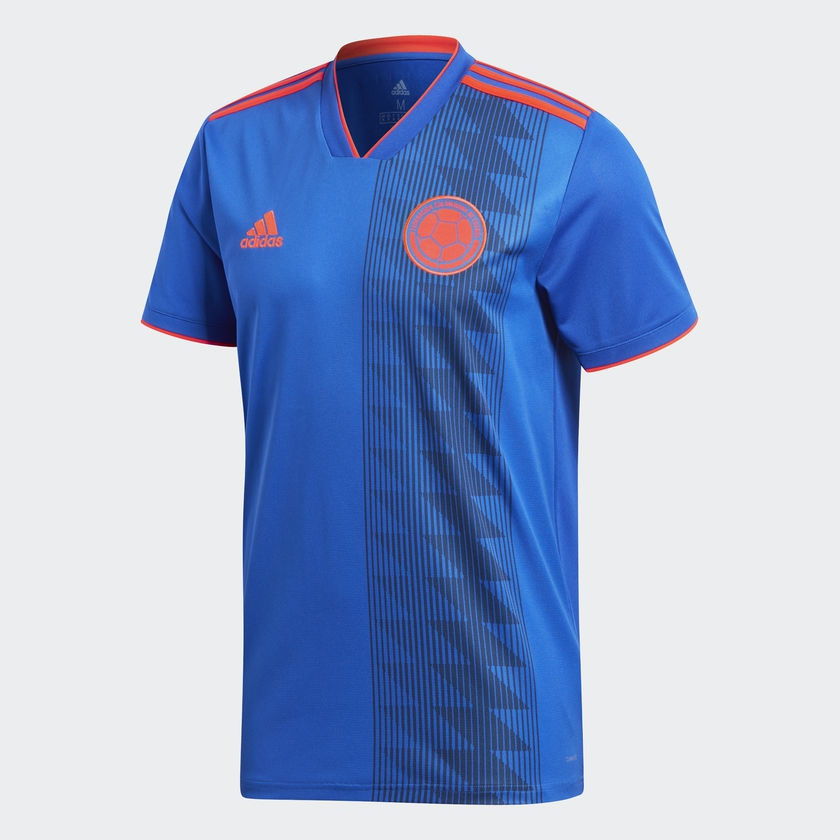 Colombia away jersey 2018-S