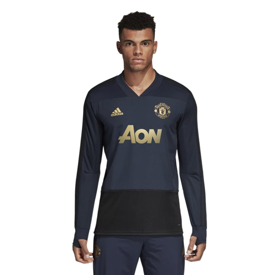 Image of Manchester United UCL training top 2018/19-S