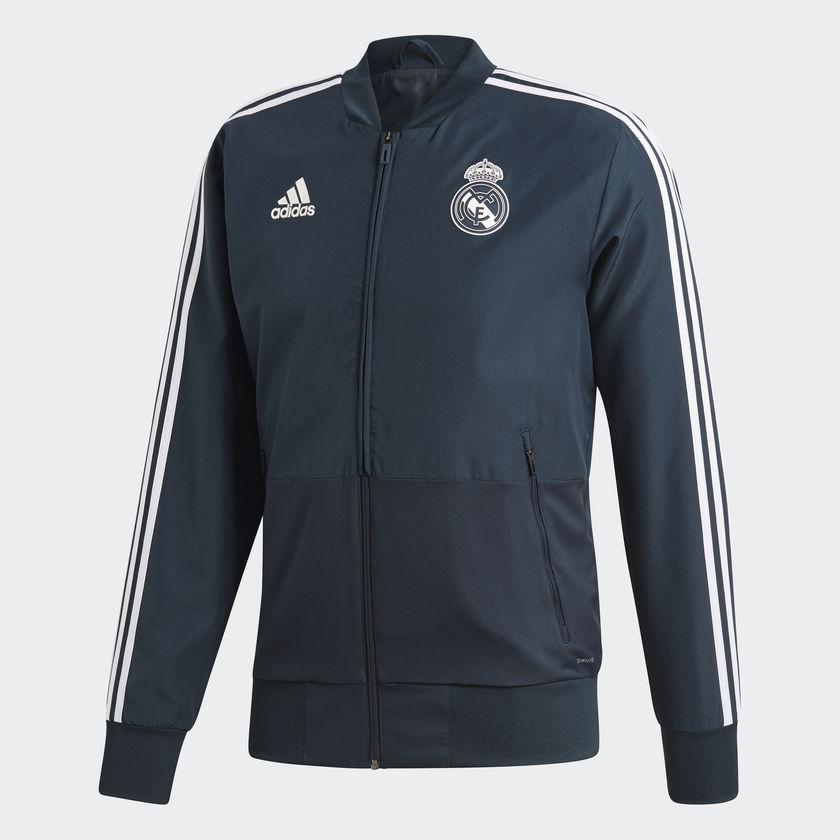 Image of   Real Madrid presentation jacket 2018/19-L