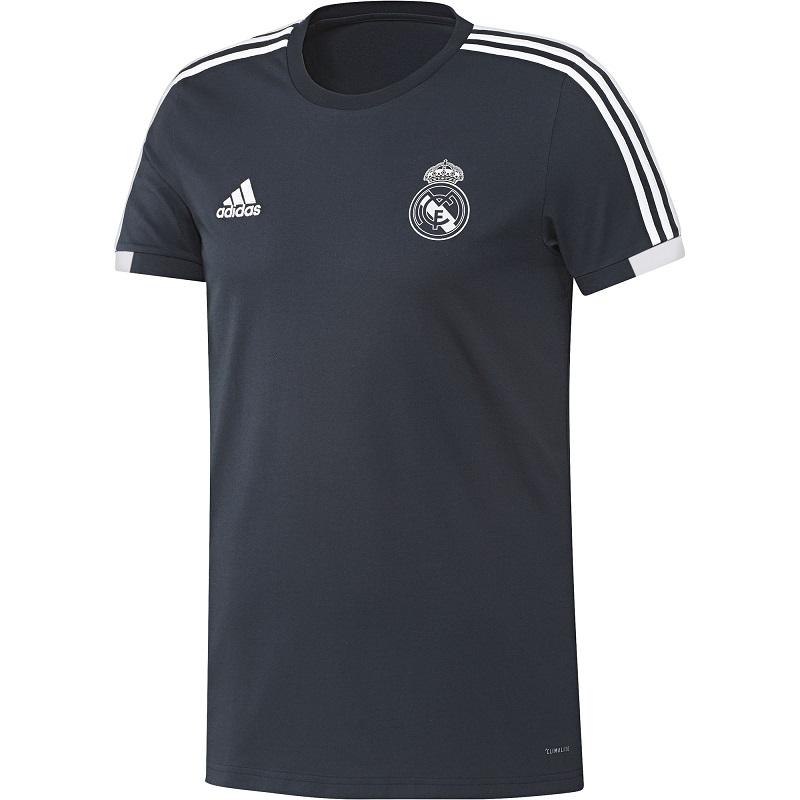Real Madrid tee 2018/19 - black-M