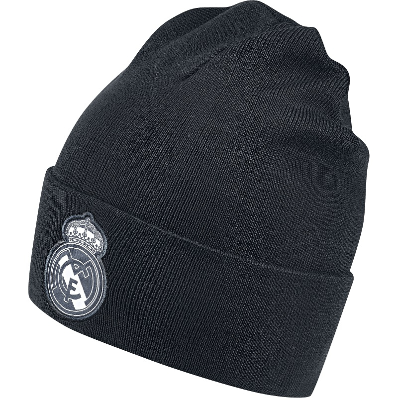 Image of   Real Madrid woolie hat 2018/19 - black-M - adult