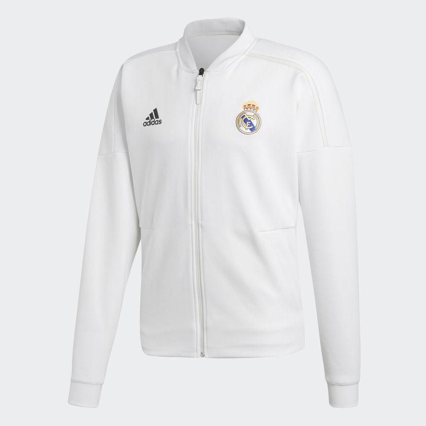 Image of   Real Madrid anthem jacket 2018/19-M