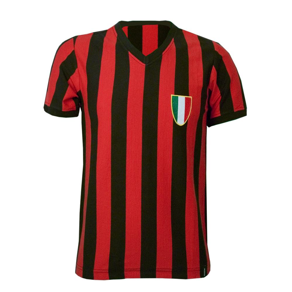 AC Milan retrotrøje 1960'erne