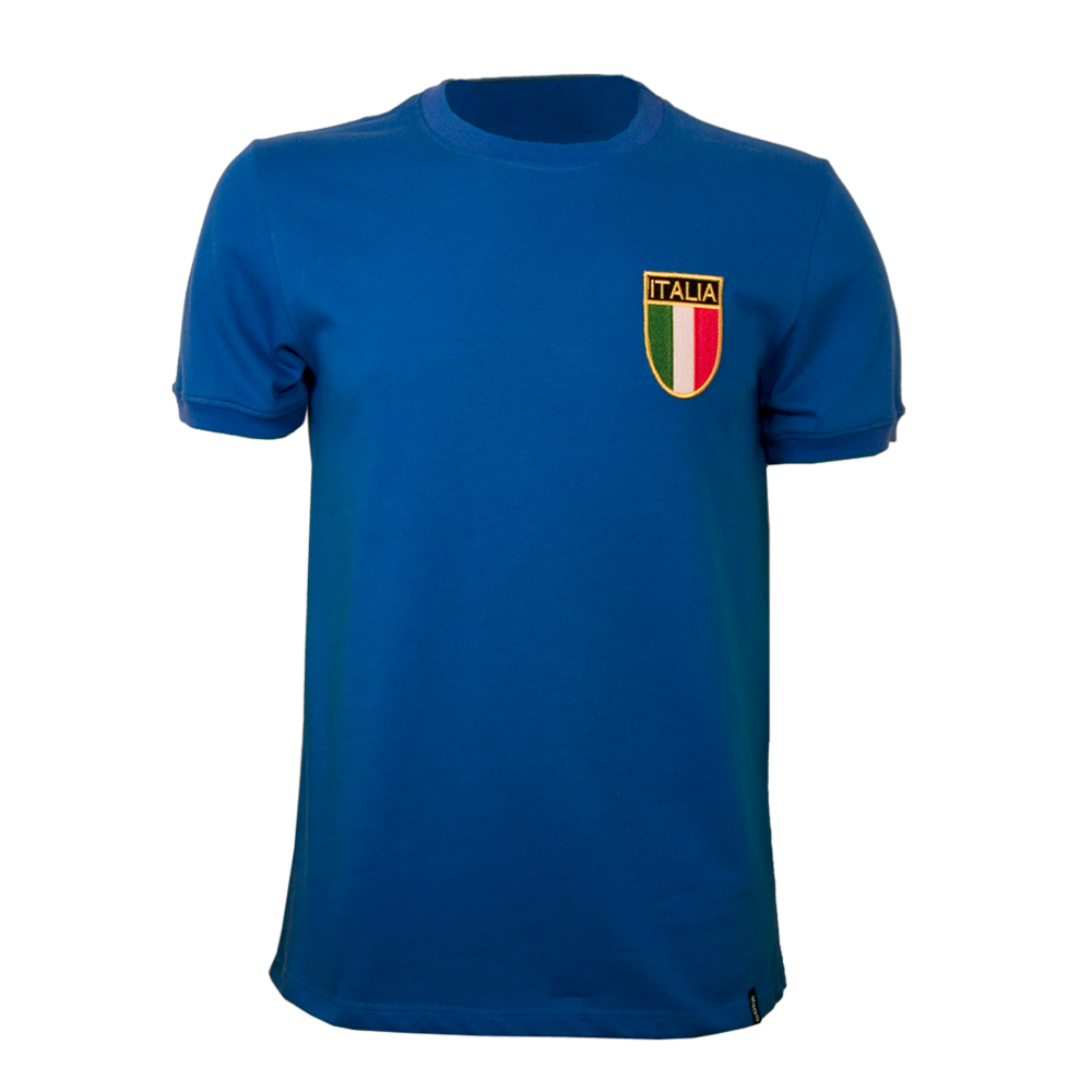 Copa Italy 1970's Short Sleeve Retro Shirt