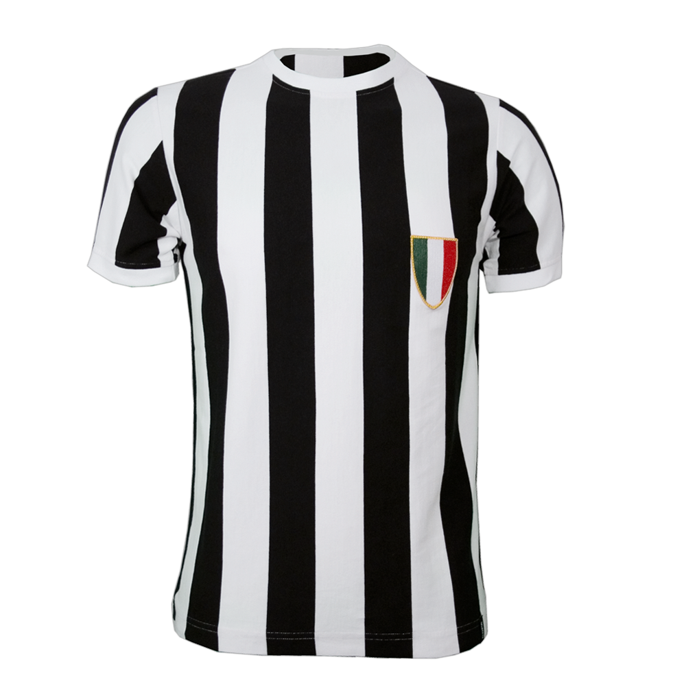 Copa Juve 1970's Short Sleeve Retro Shirt