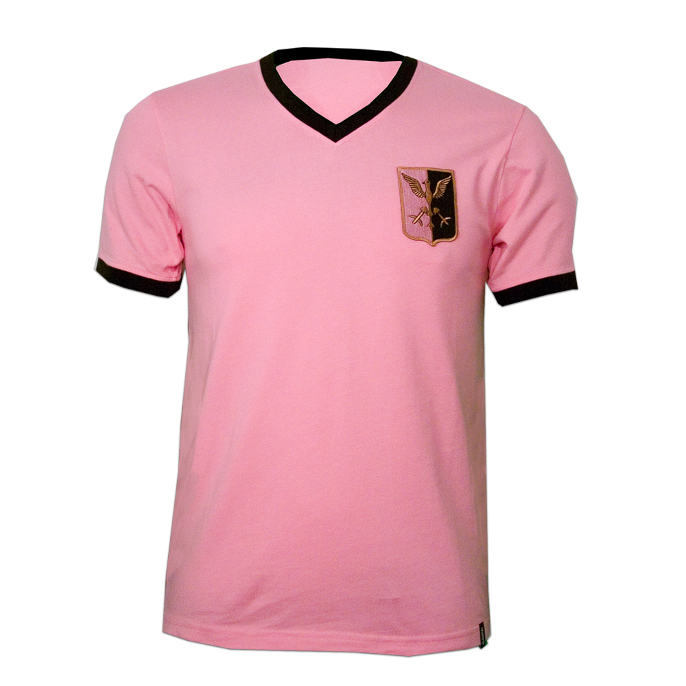 Copa Palermo 1970's Short Sleeve Retro Shirt