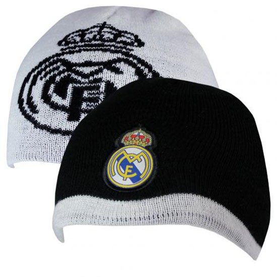 Real Madrid FC Reversible Knitted Hat