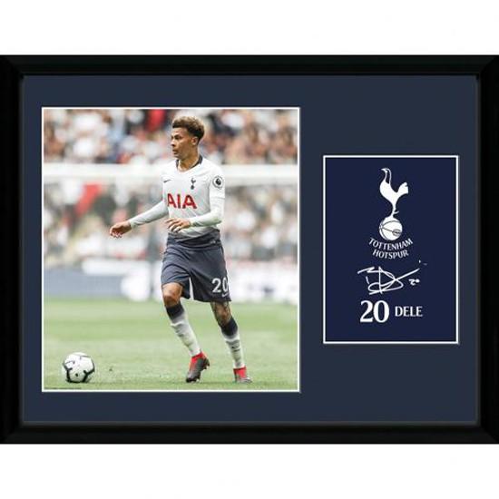 Tottenham Hotspur FC Picture Dele 16 x 12