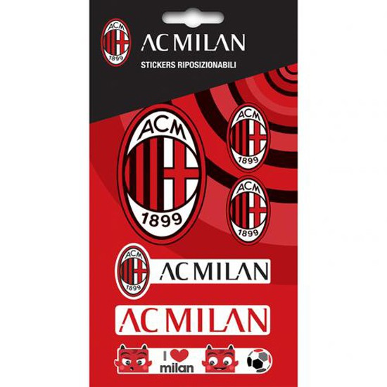AC Milan Sticker Set