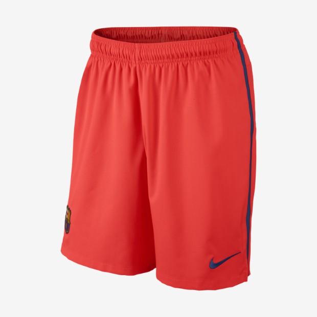 FC Barcelona ude shorts 2014/15