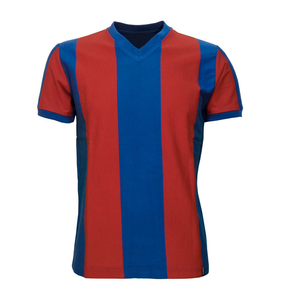 Copa Barcelona 1960's Short Sleeve Retro Shirt