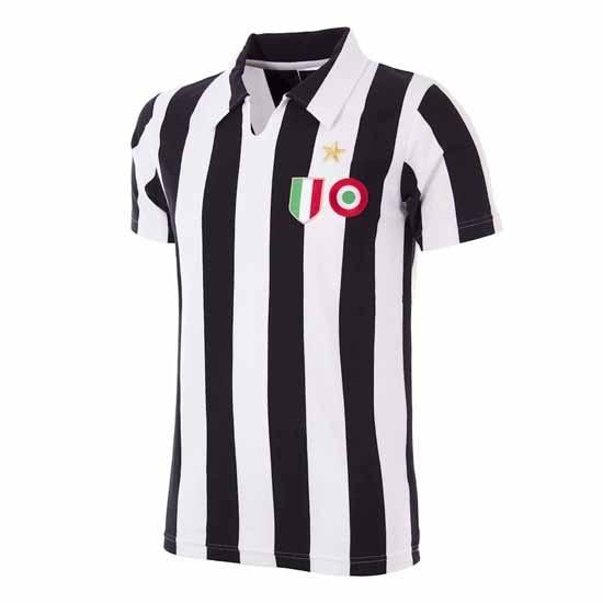Juventus FC 1960 - 61 Retro Football Shirt