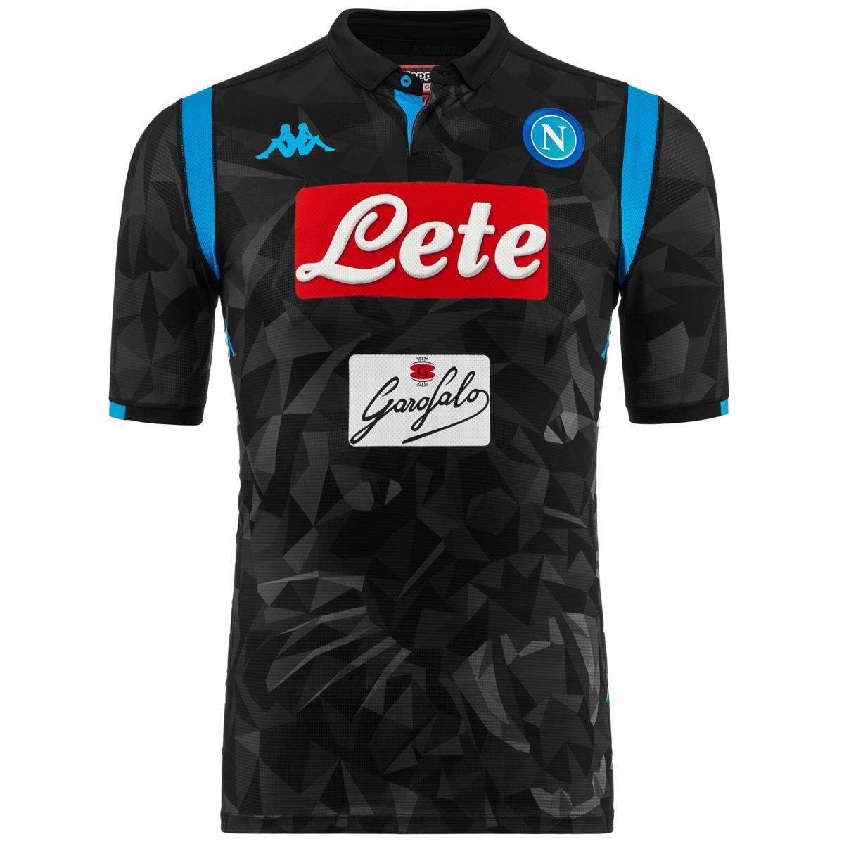Napoli home jersey