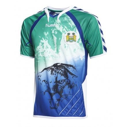 Sierra leone home jersey 2012
