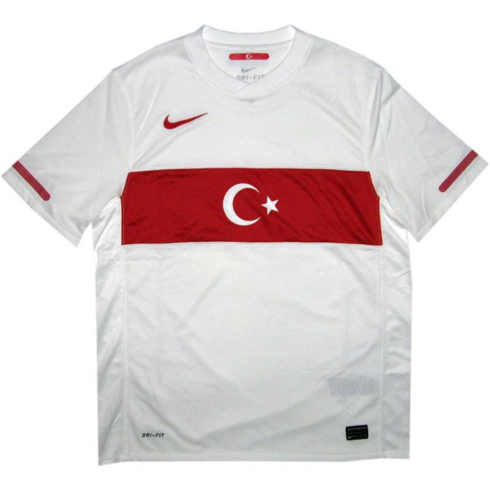 Turkey home | away jersey 2010/12