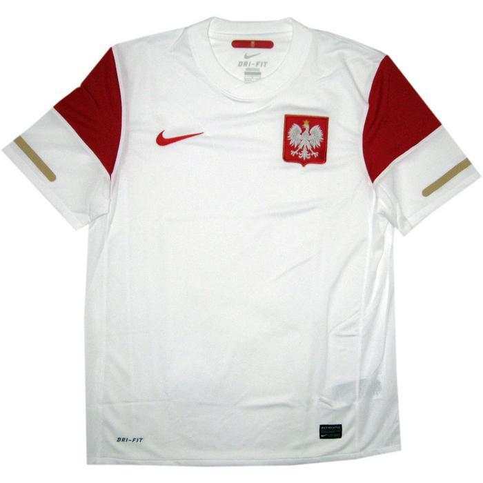 Poland home jersey 2010/12