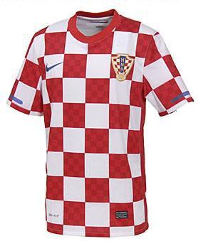 Croatia home jersey 2013/14