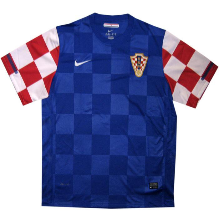 Croatia away jersey 2010/12