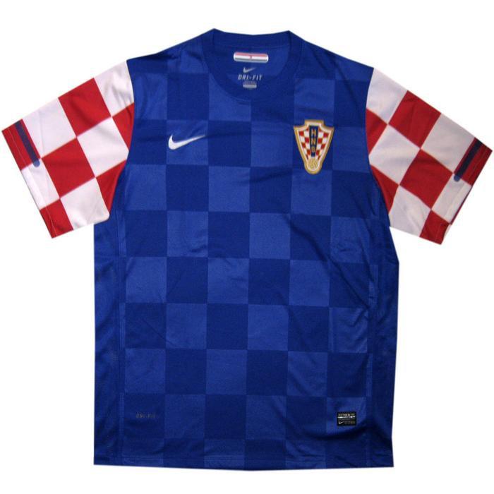 Croatia away jersey 2010/12